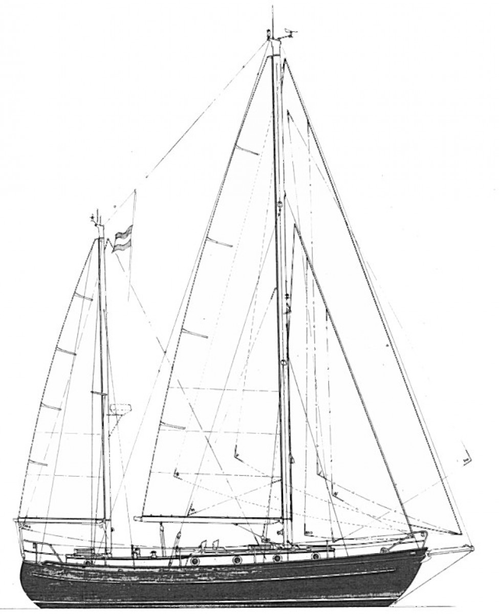 Polar Bear keel/cb